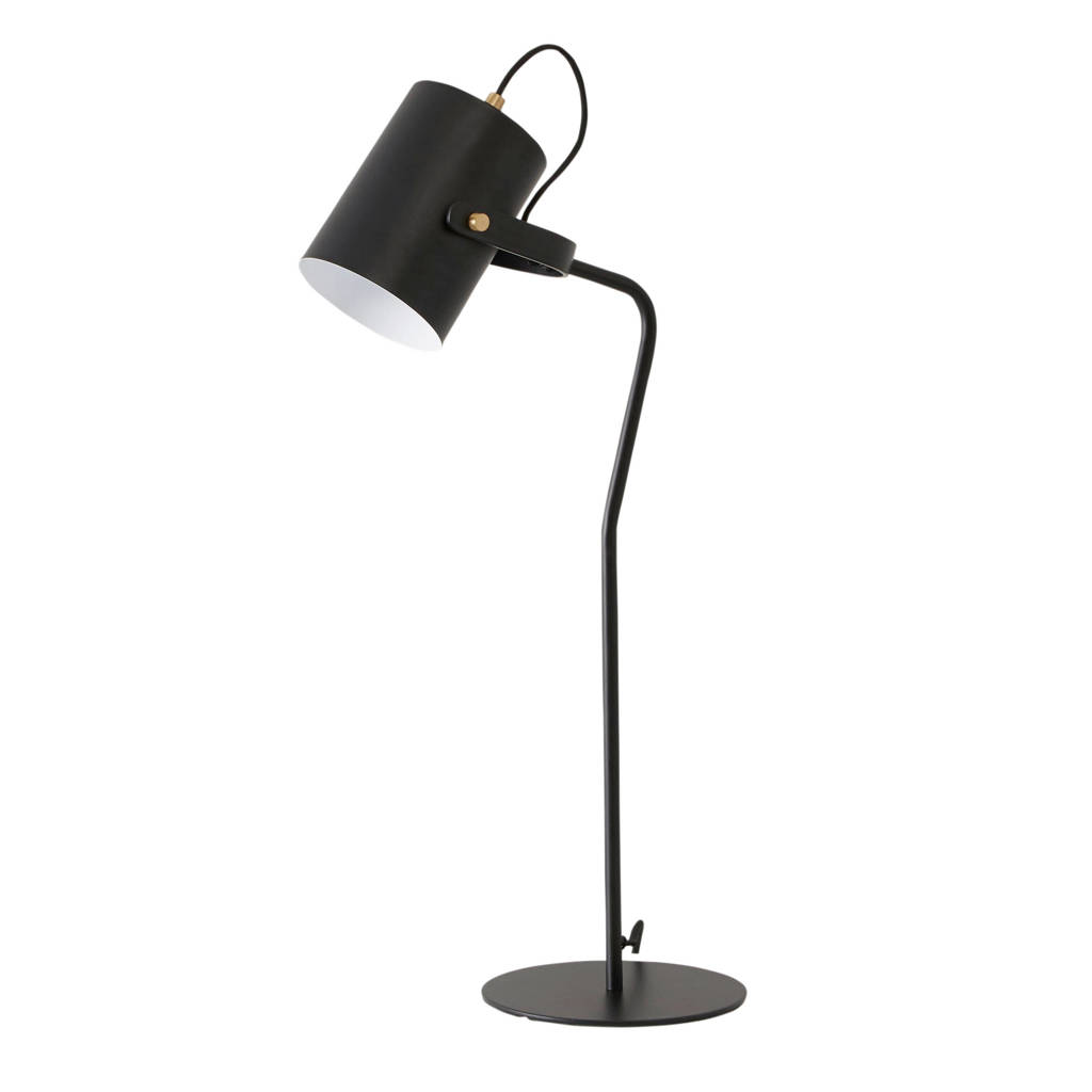 whkmp's own tafellamp, Zwart