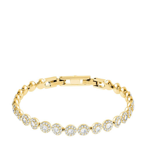 Swarovski armband 5505469 goudkleurig