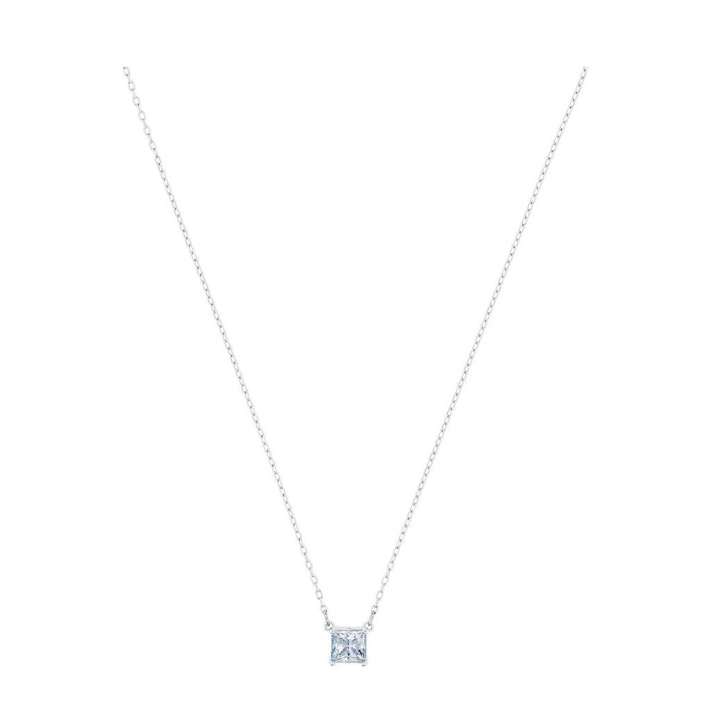 Swarovski ketting 5510696 zilverkleurig, Zilverkleurig