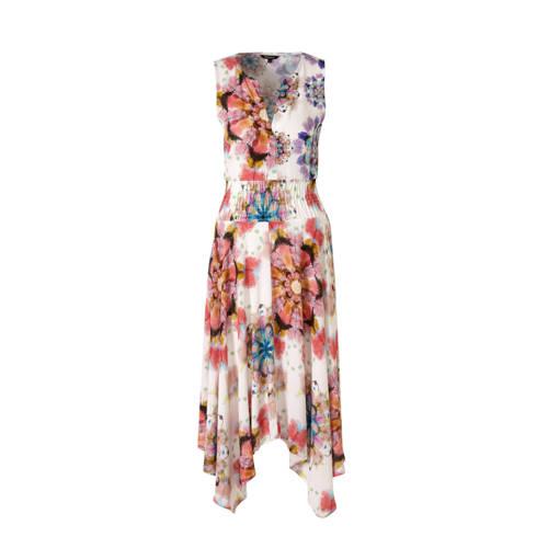 Desigual jurk met bloemenprint