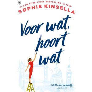 Voor wat, hoort wat - Sophie Kinsella