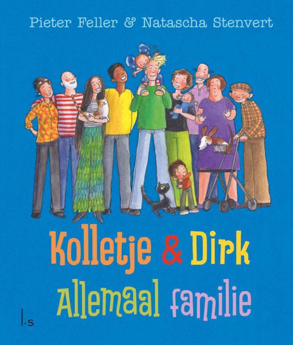 Kolletje & Dirk: Allemaal familie - Pieter Feller en Natascha Stenvert