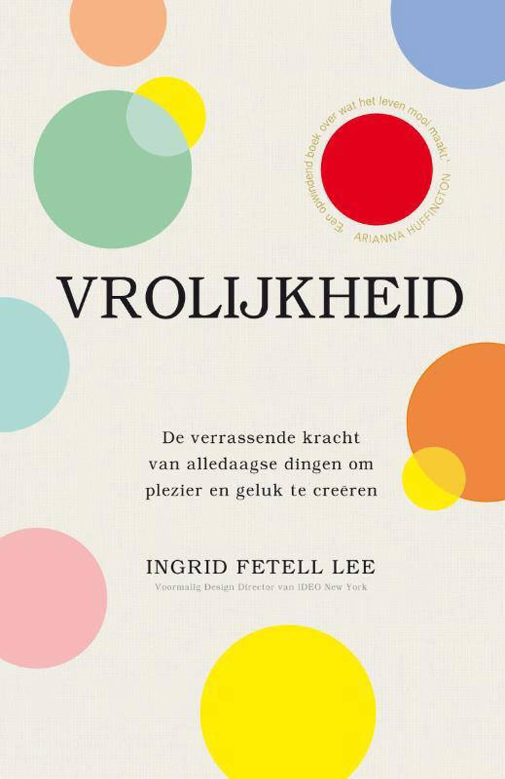Vrolijkheid - Ingrid Fetell Lee