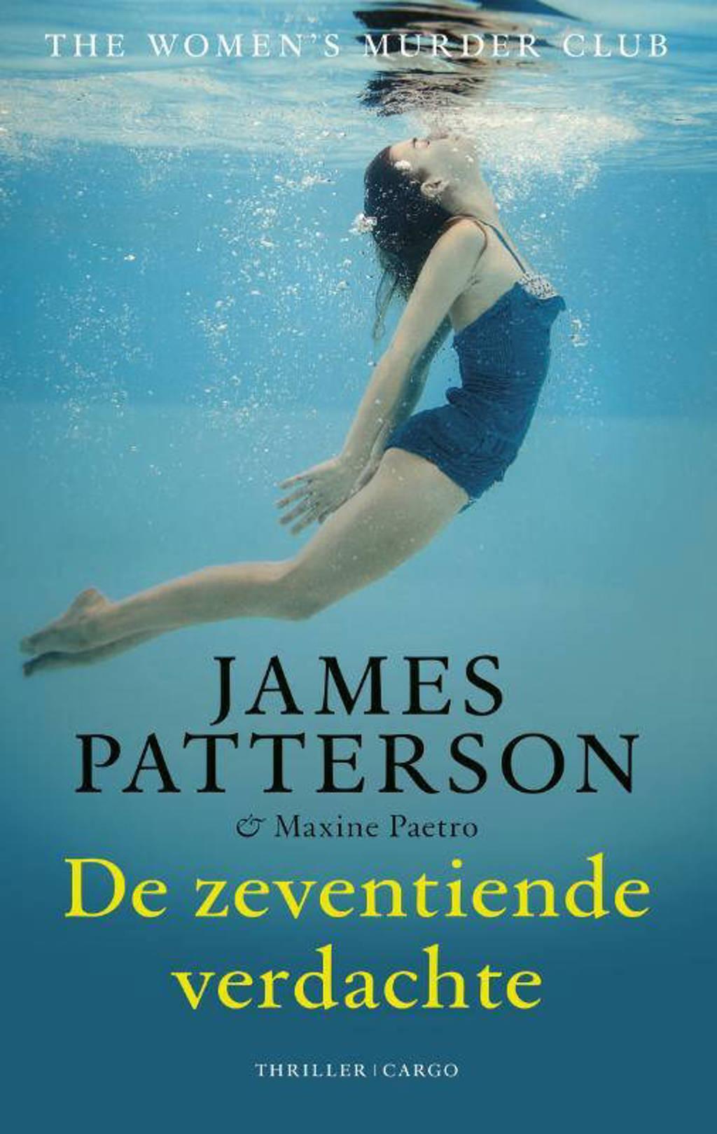 De zeventiende verdachte - James Patterson