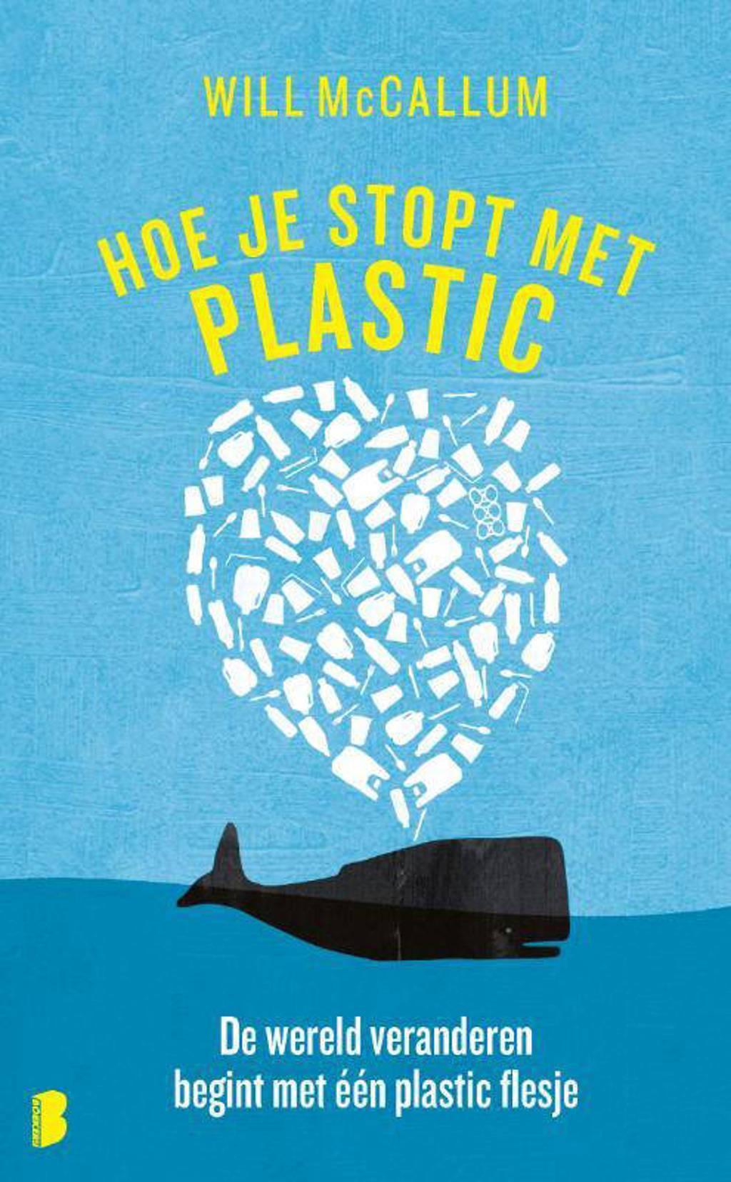Hoe je stopt met plastic - Will McCallum