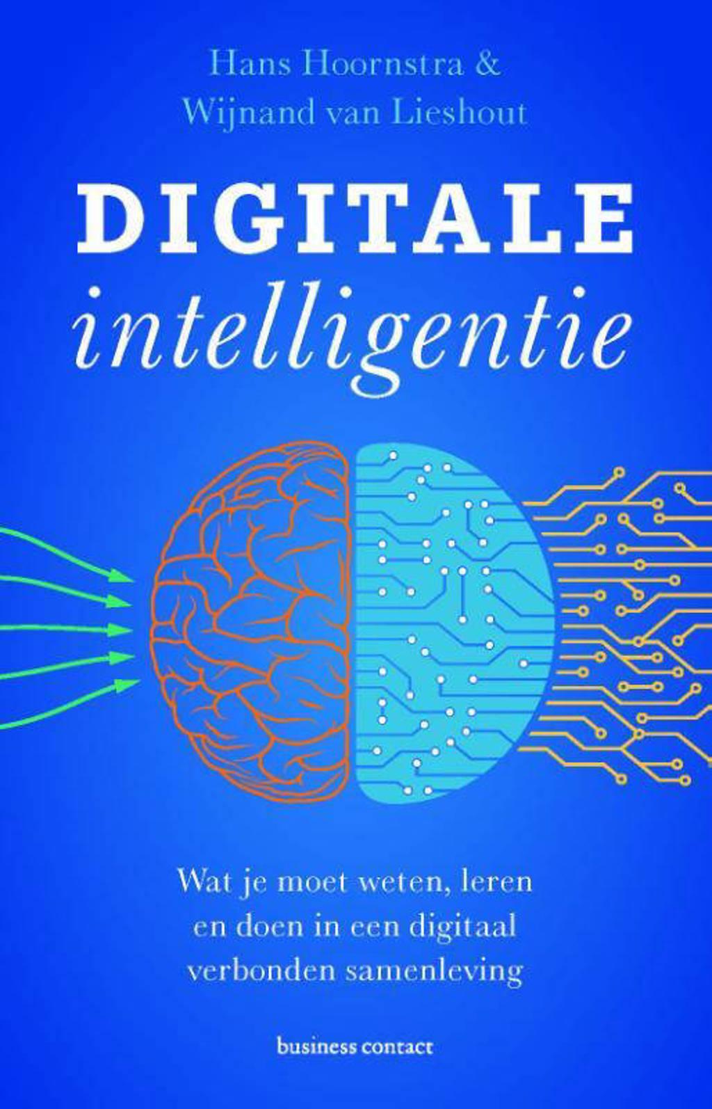 Digitale intelligentie - Hans Hoornstra en Wijnand van Lieshout