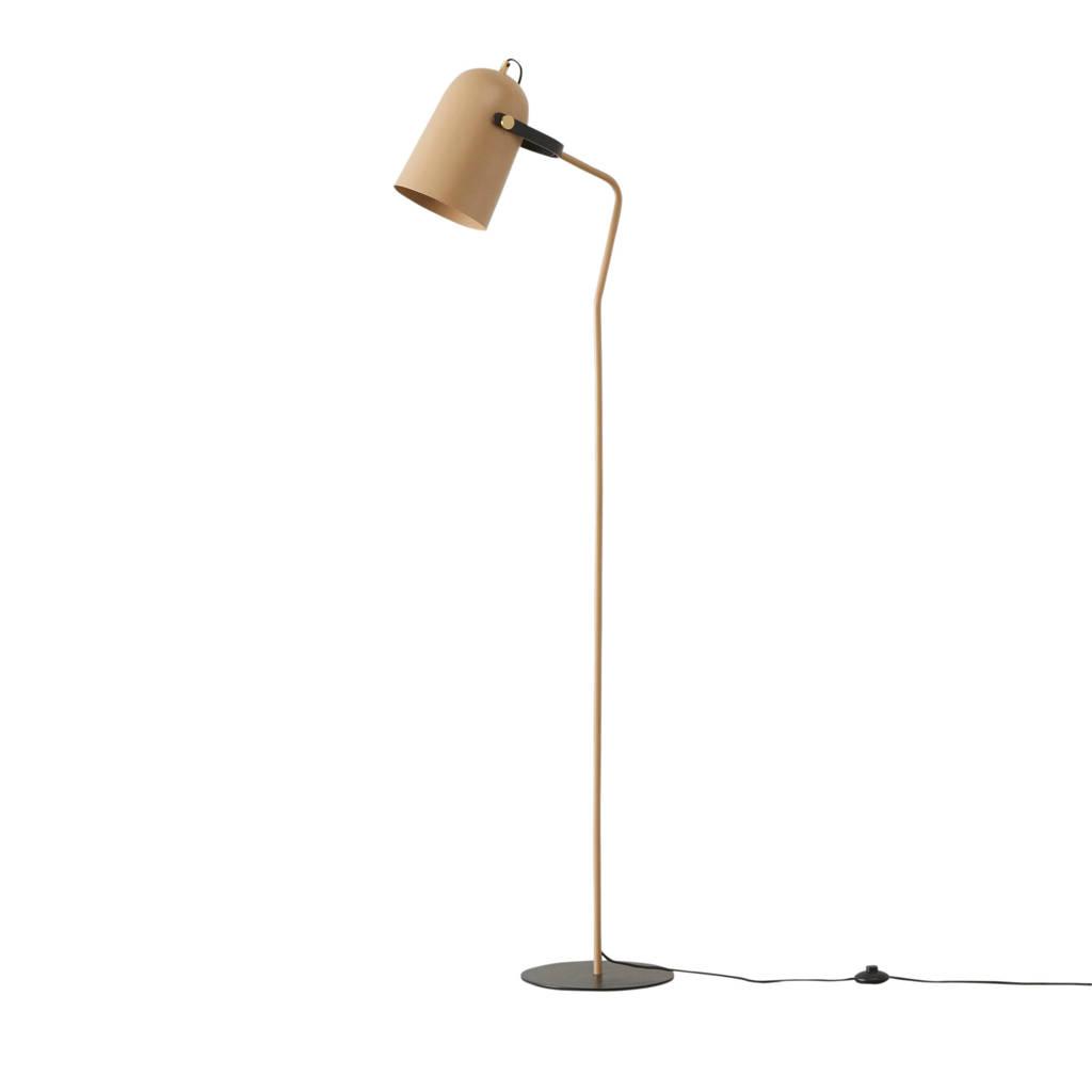 whkmp's own vloerlamp, Zand/zwart