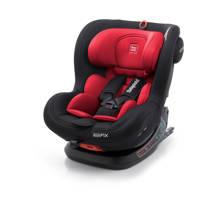 Babyauto Biro Fix autostoel zwart/rood, Zwart/rood