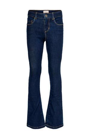 flared jeans dark denim