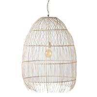 whkmp's own hanglamp Candy, Natuurlijk beige