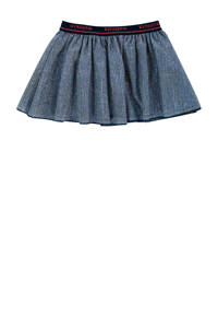 Vingino rok Quala zilver/donkerblauw