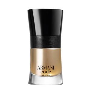 Code Absolu eau de parfum - 30 ml