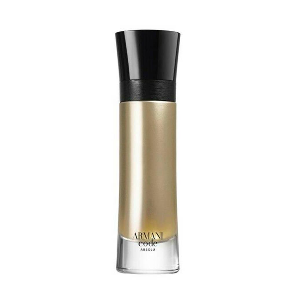 Armani Code Absolu eau de parfum - 60 ml