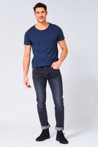 America Today tapered fit jeans Neil light grey, Light Grey