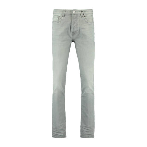 America Today tapered fit jeans Neil light grey