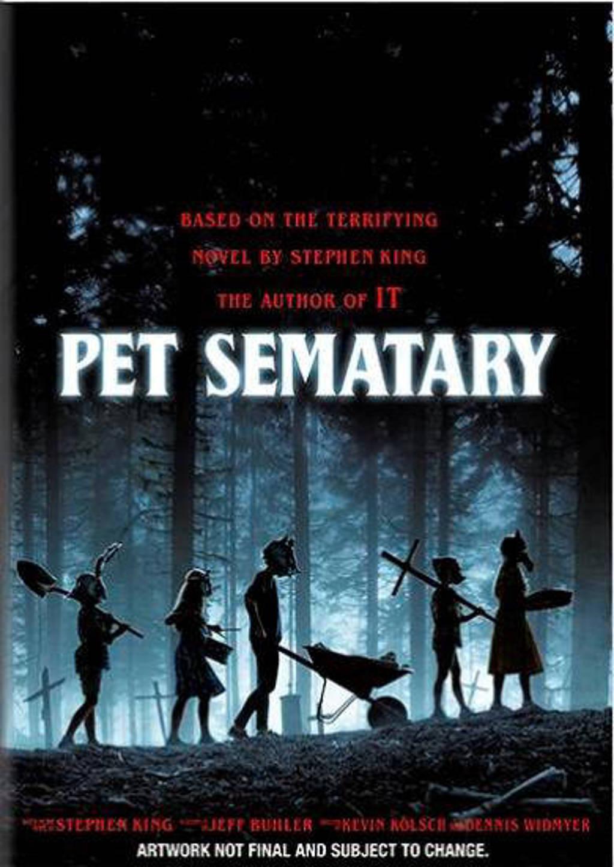 Pet sematary (2019) (DVD)