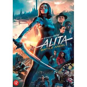 Alita- Battle angel (DVD)
