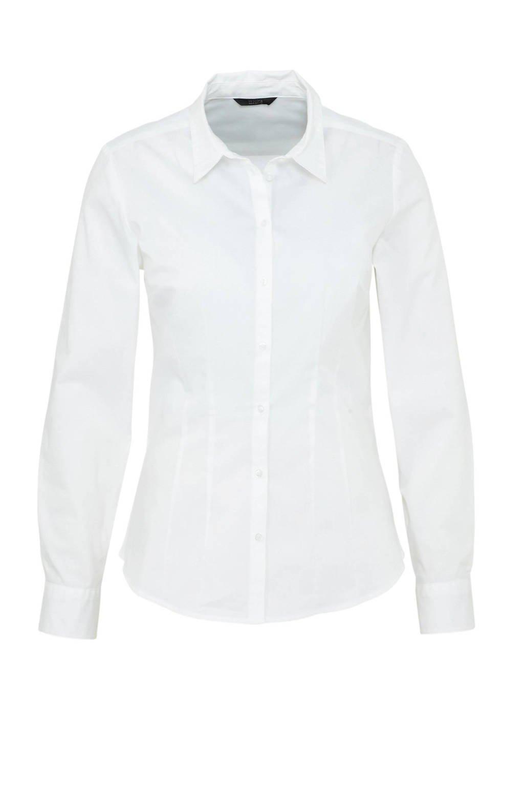 C&A XL Clockhouse blouse off white, Off White