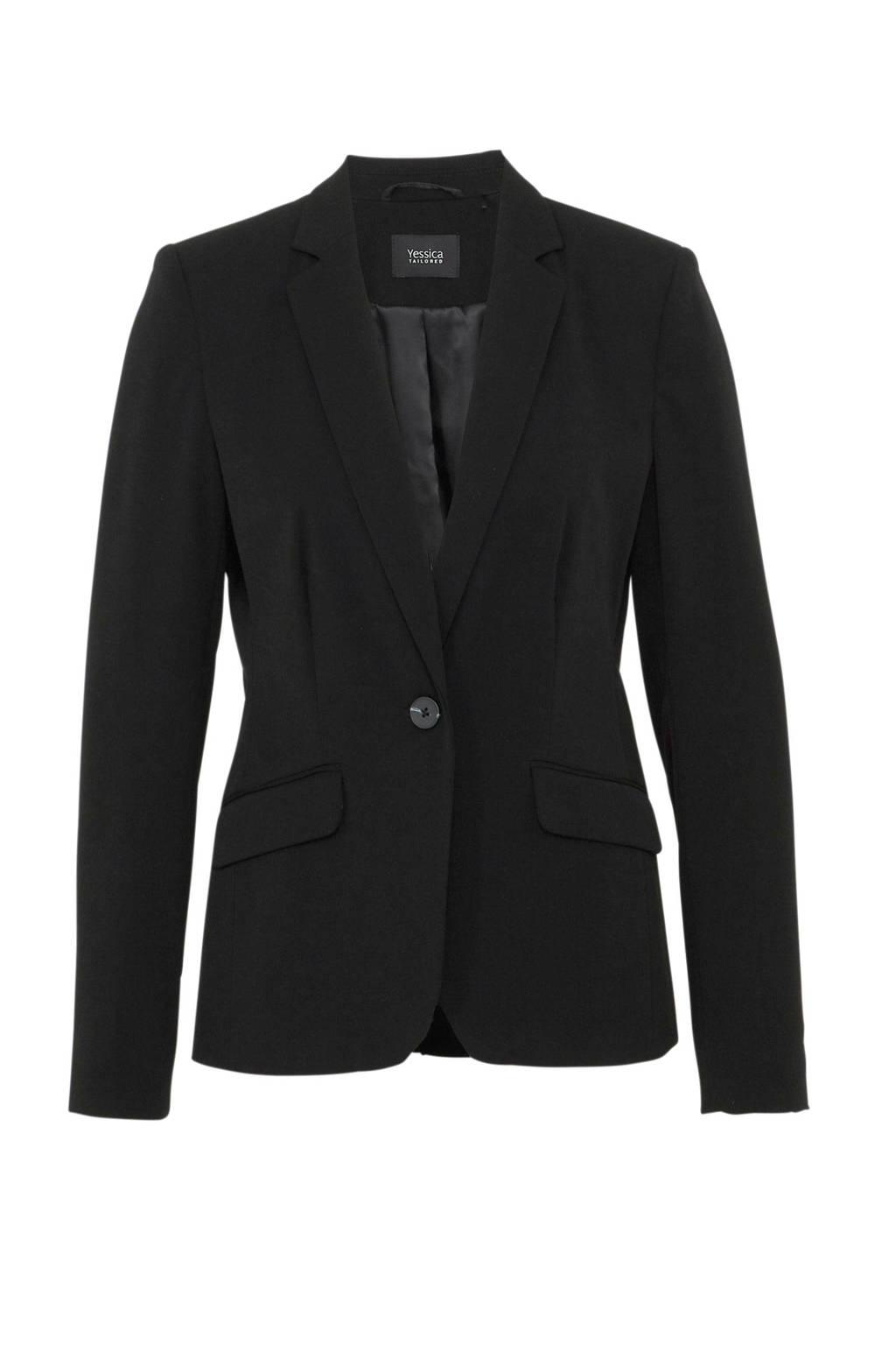 C&A Yessica blazer zwart, Zwart