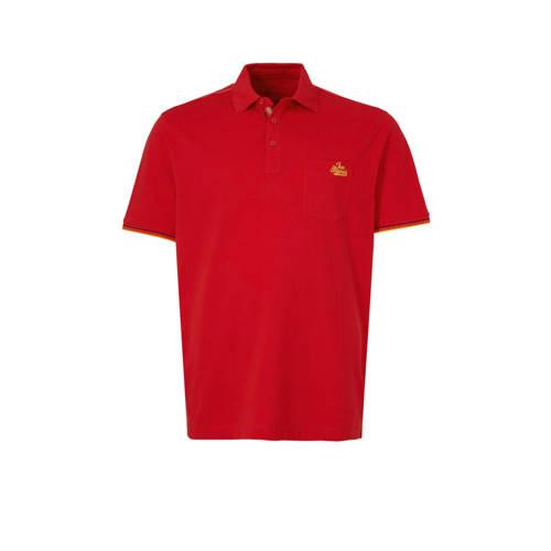 C&A XL Angelo Litrico polo rood