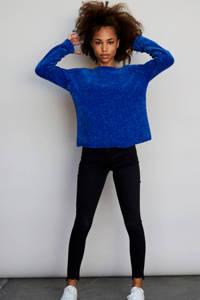 LMTD slim fit jeans 43684, Black denim