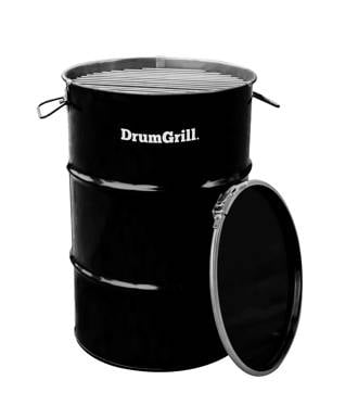 Drumgrill small houtskoolbarbecue