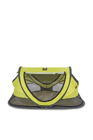 peuter luxe - campingbedje - lemon- 2020