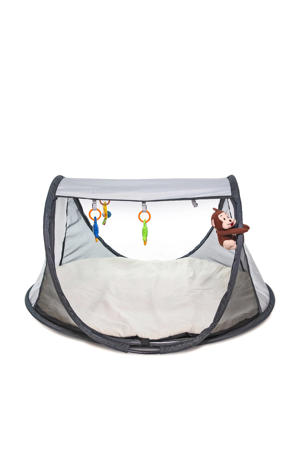 Pop-up Play Gym zilver