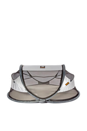 baby luxe - campingbedje - silver - 2020