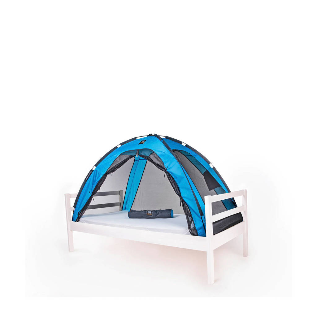 Deryan bedtent - 200x90cm - blue, Blauw