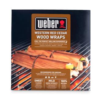 wood wraps Western Red Cedar