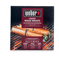 Weber  wood wraps Cherry Wood