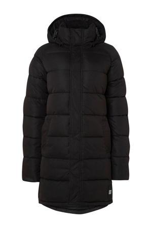 Control Jacket gewatteerde jas zwart