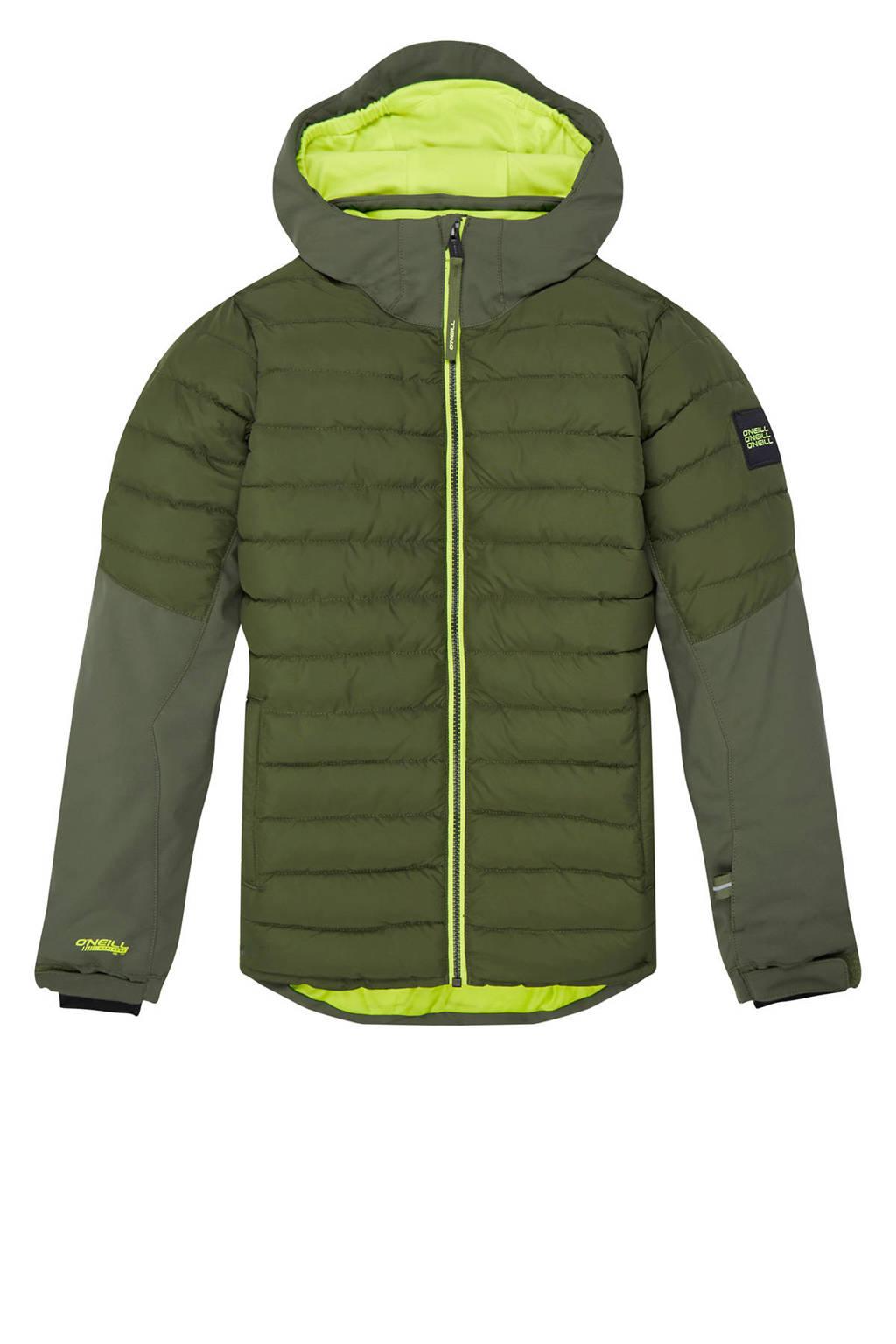 O'Neill ski-jack Igneous groen, Groen