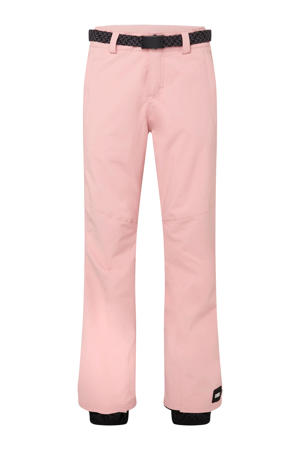 skibroek Star roze