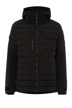 softshell ski-jack Igneous zwart