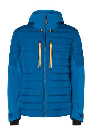 softshell ski-jack Igneous blauw