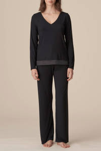 Marie Jo pyjama zwart, Zwart