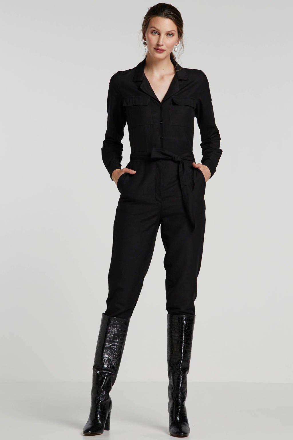 NOISY MAY jumpsuit zwart, Zwart