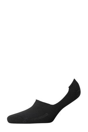 sneakersokken (2 paar) zwart