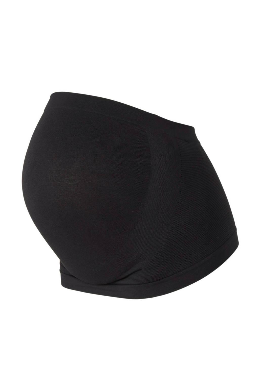 Medela ondersteunende buikband zwart, Zwart