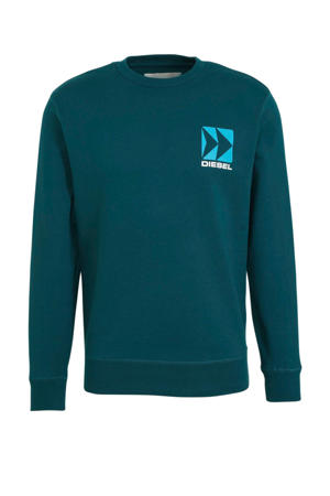 sweater groen