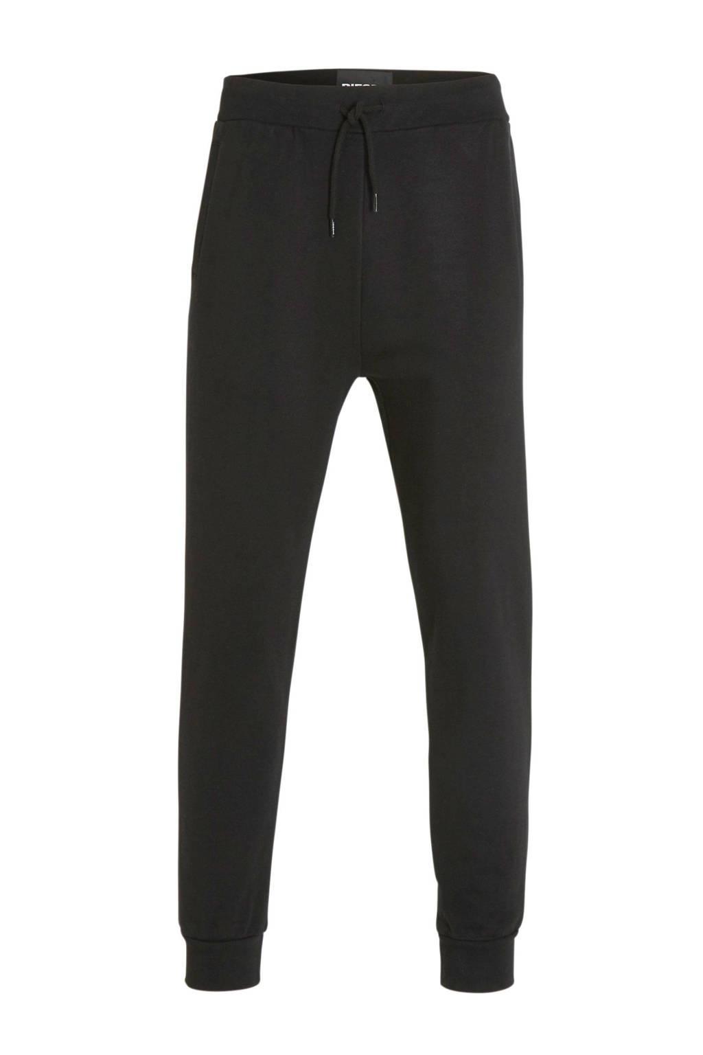 Diesel joggingbroek zwart, Zwart