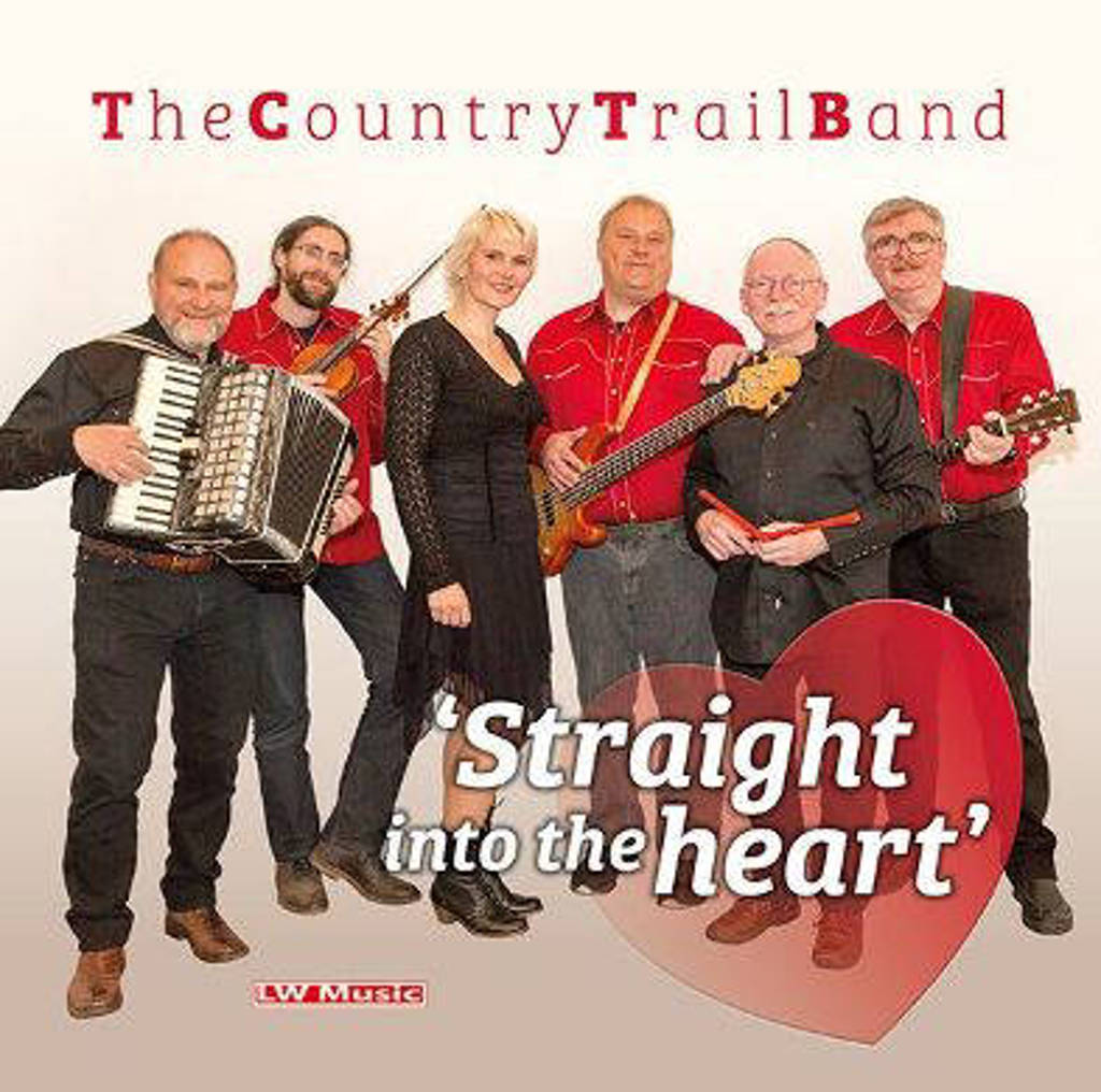 The country trail band - Straight into the heart (CD)