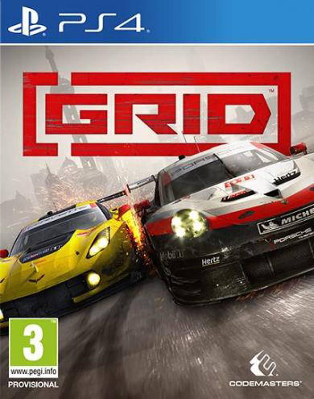 GRID (PlayStation 4)