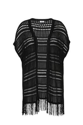 XL Yessica vest zwart