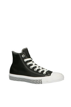Chuck Taylor All Star Hi sneakers zwart/wit