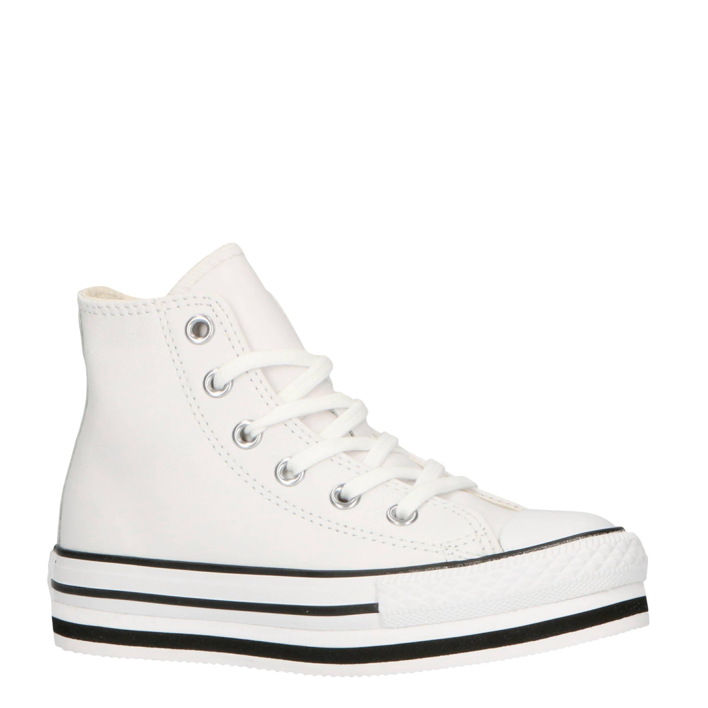 Sportschoenen Dames: schoenen Converse Platform Chelsee Hi