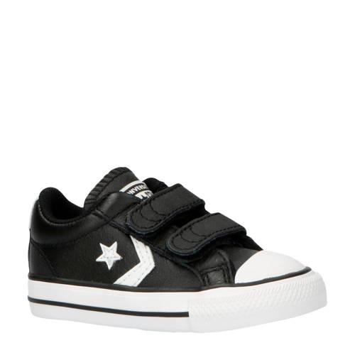 Converse Star Player EV 2V leren sneakers zwart