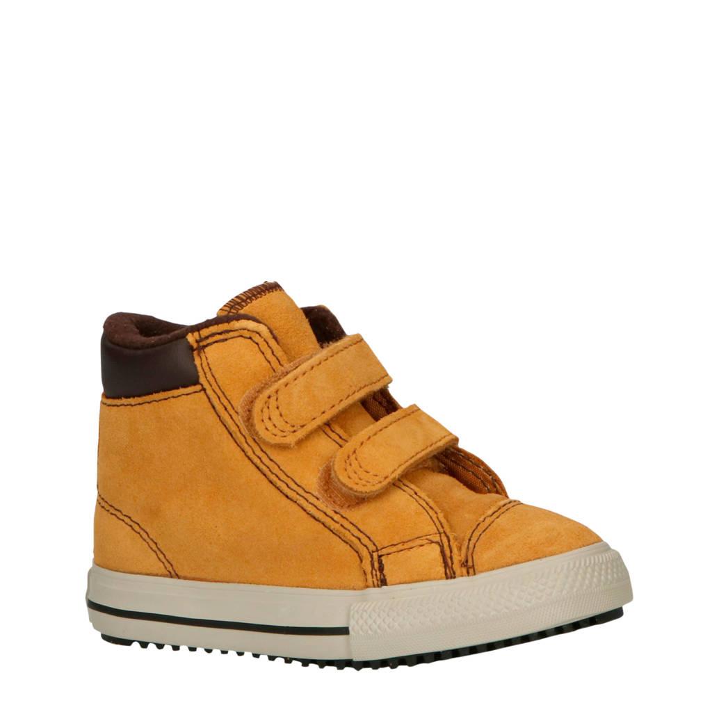 Converse  Ctas PC Boot 2V Hi suede sneakers camel/bruin, Camel/Bruin